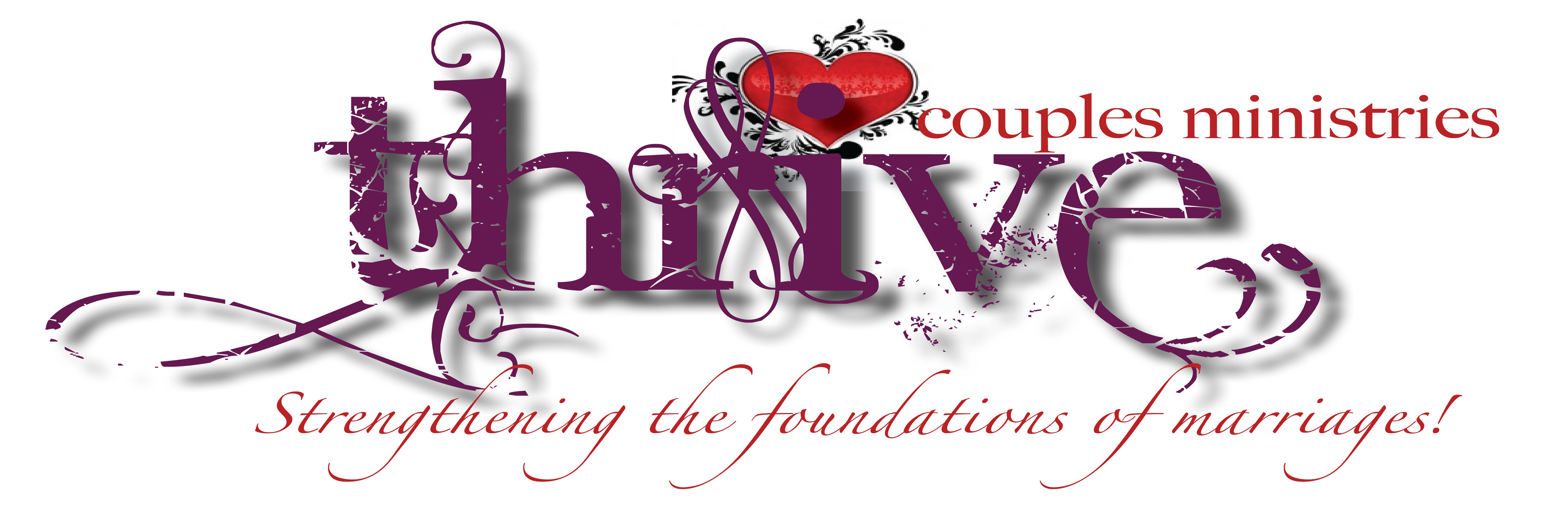 Thrive Marriage Ministry Logo